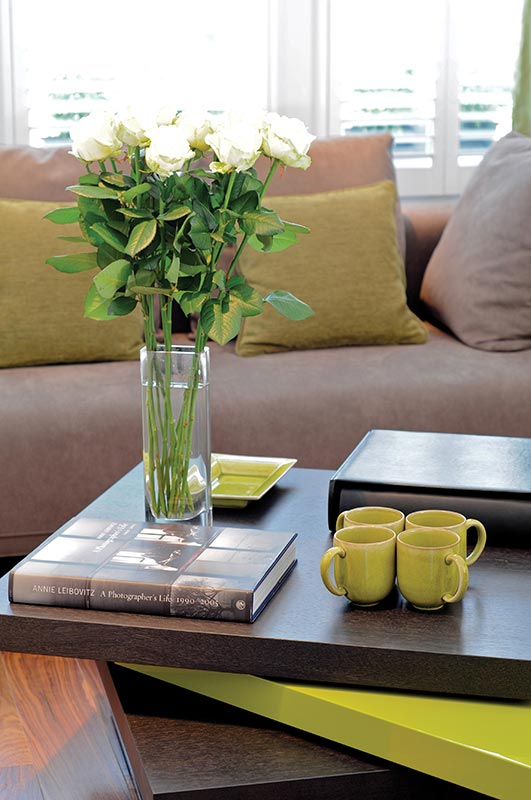 Ensoul Clapham Sitting Room Coffee Table Sofa Interior Design