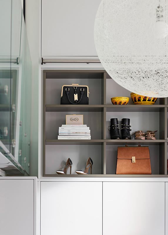 Ensoul Earls Court Bespoke Cabinetry Storage Open Shelving