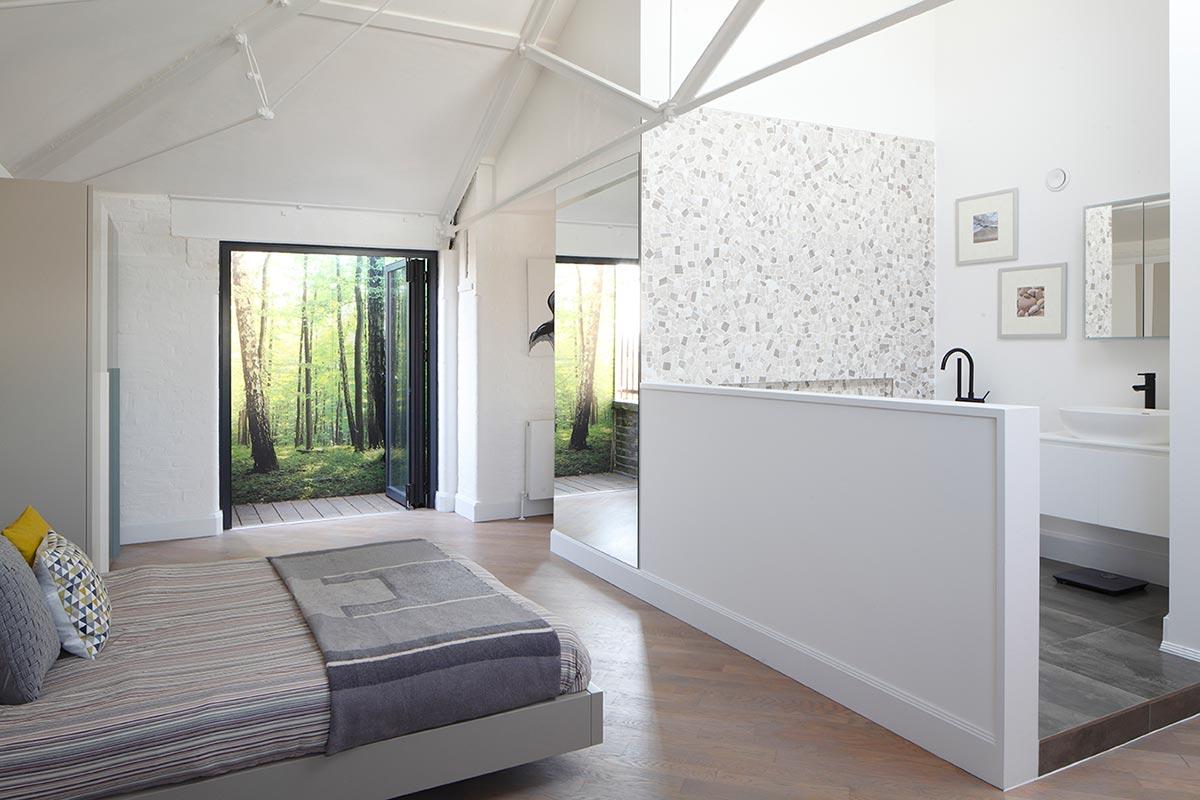 Ensoul PK LO Flat Apartment open plan bathroom