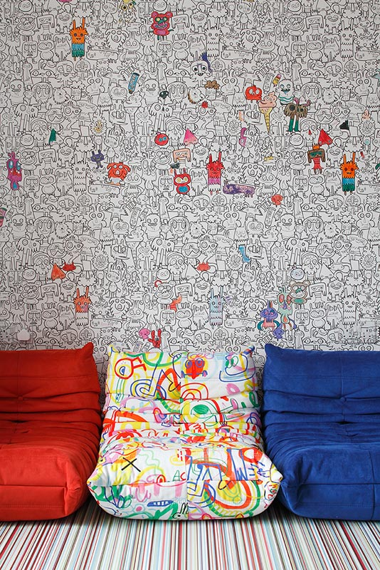 Ensoul Sussex Kids Space Kids Playroom Colour In Wallpaper Ligne Roset Togo