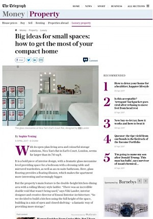 Cover telegraph big ideas compact home