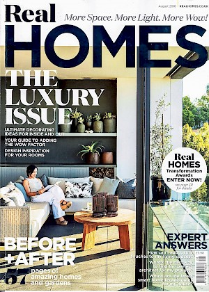 Real Homes The Luxury Issue
