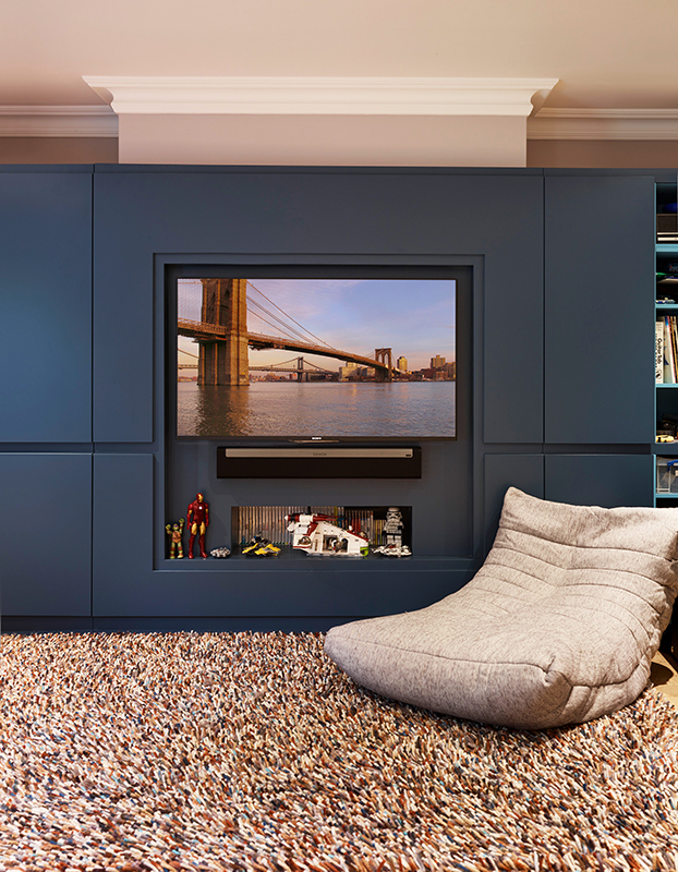 By Ensoul Bespoke cabinetry storage TV Media Unit