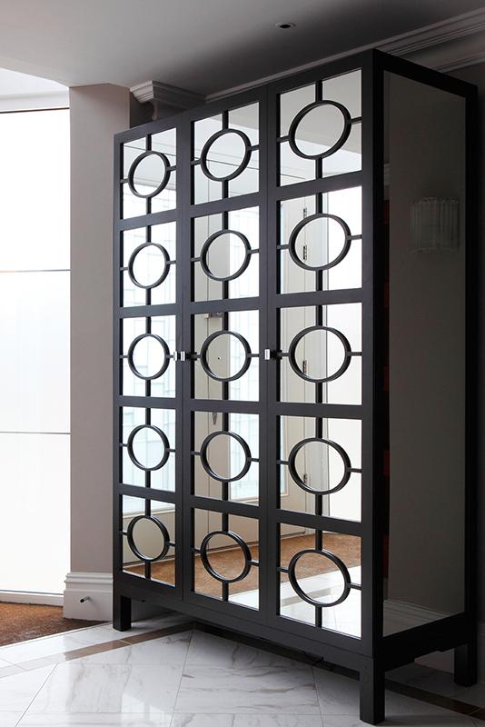 By Ensoul Freestanding Wardrobe Hallway storage mirror wardrobe bespoke wardrobe